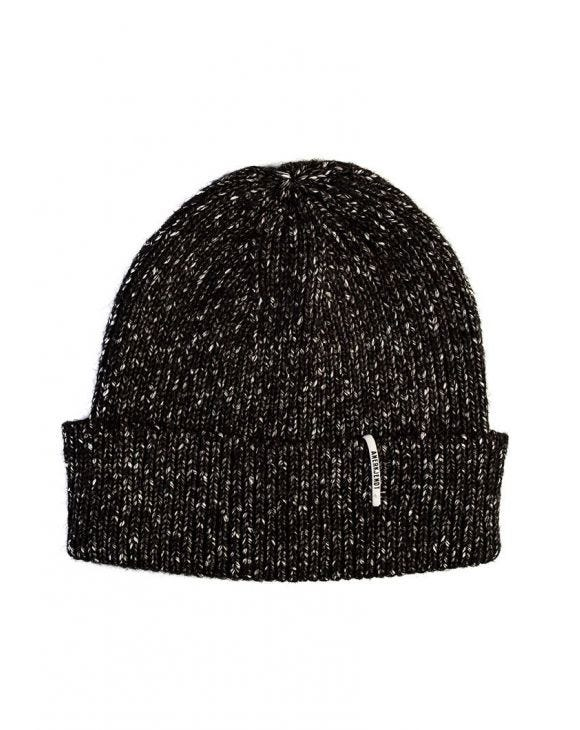 AKKURT BEANIE IN BLACK