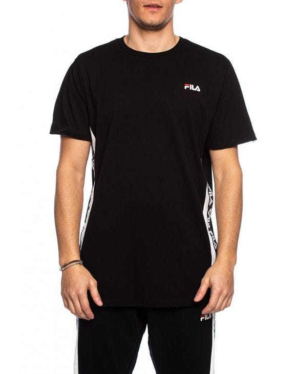 TOBAL T-SHIRT IN BLACK