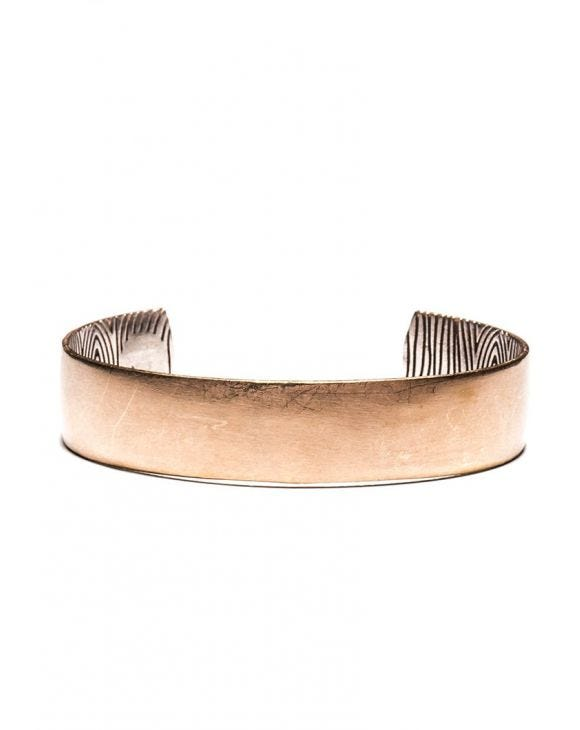 KEME ROSE GOLD BRACELET