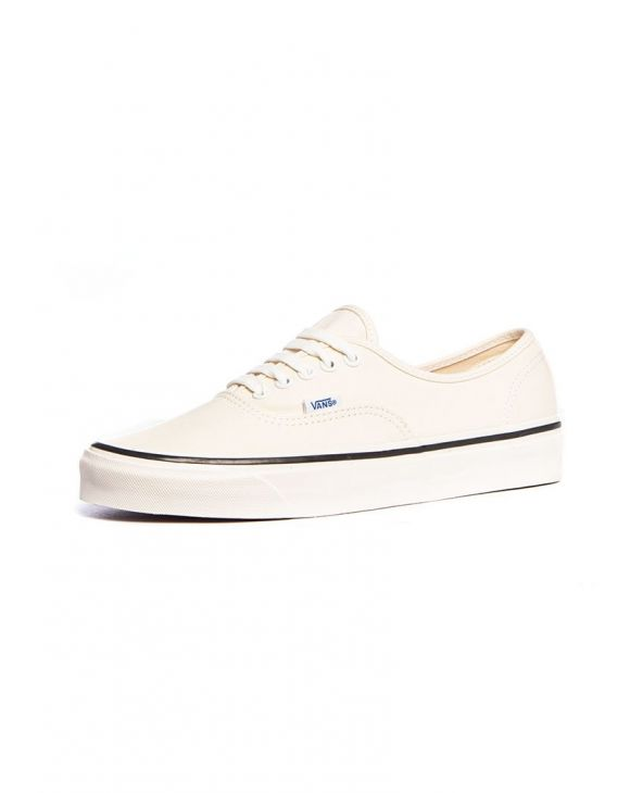 UA Authentic 44 DX SNEAKERS IN WHITE