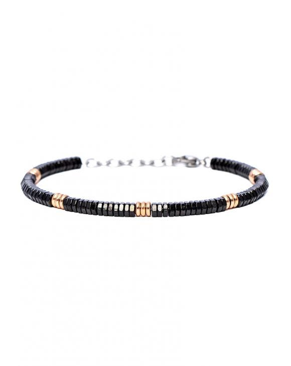 GERARD BRACELET IN BLACK