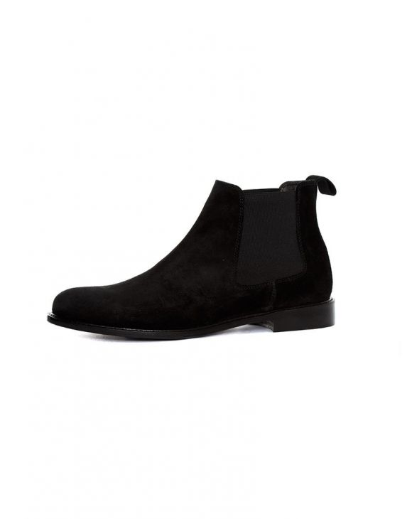ITALY CHELSEA BOOTS IN BLACK 2.0