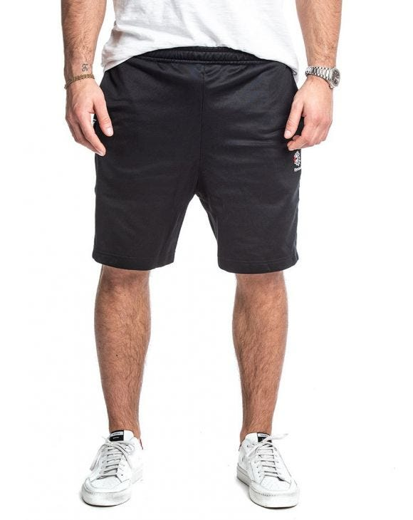 CL TAPED TRACKSHORT IN SCHWARZ
