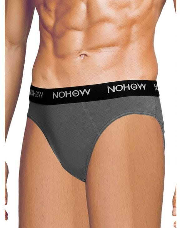 NOHOW 2PACK SLIP IN ANTHRACITE