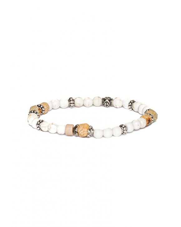 ANISH WHITE BRACELET