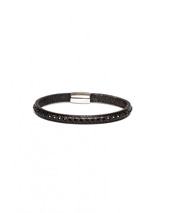 SHIVA BRACELET IN BLACK