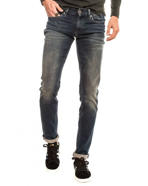 SLIM SCANTON FDBLST JEANS IN DARK BLUE