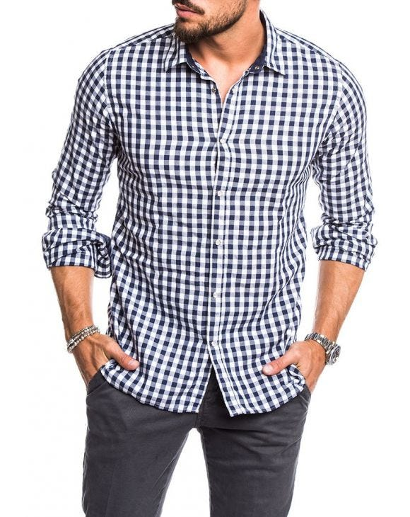 RUPERT CHECKED SHIRT