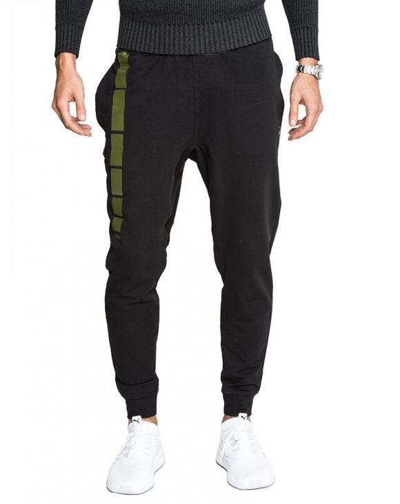 WALKER SWEATPANTS IN BLACK