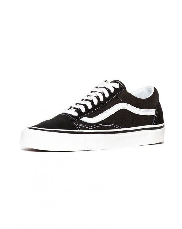 UA OLD SKOOL 36 DX IN BLACK