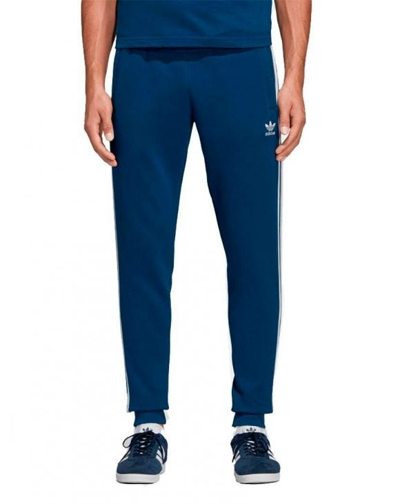 CW 7/8 SWEATPANTS IN BLUE
