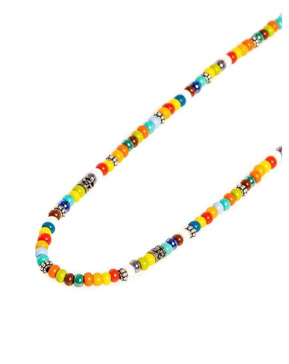ACHAL MULTICOLOR NECKLACE