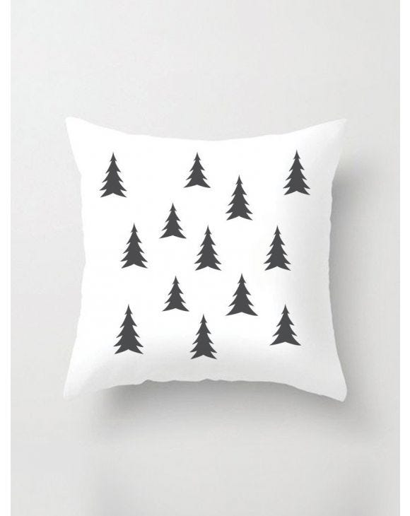 PINE TREE PILLOW