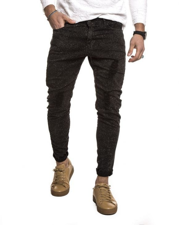 BLACK GABARDIN 2.0 PANTS