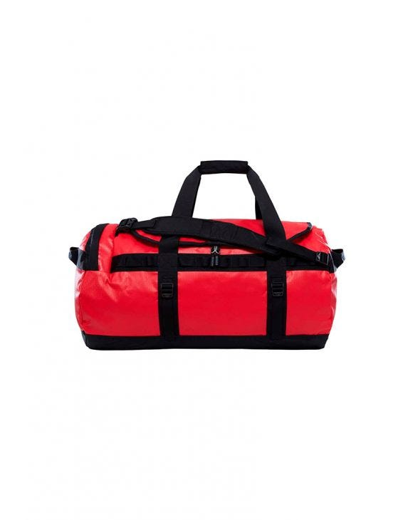BASE CAMP DUFFEL IN RED -  S