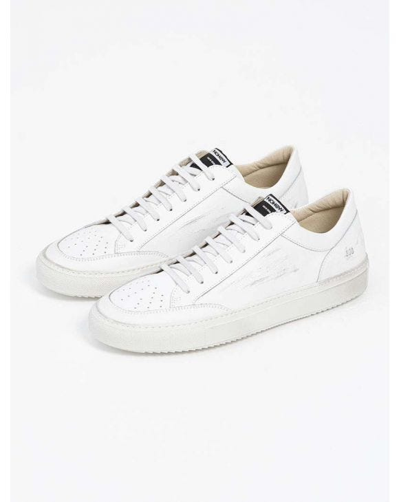 009 SNEAKERS IN OFF WHITE