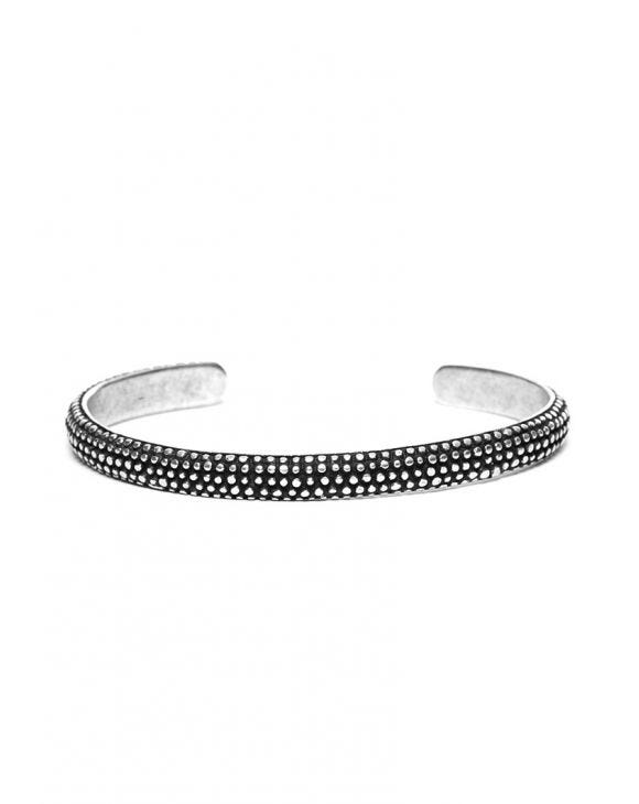 D'AMICO BRACELET IN ENGLISH SILVER